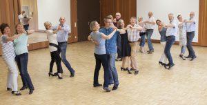 Tanzsportgruppe Montag